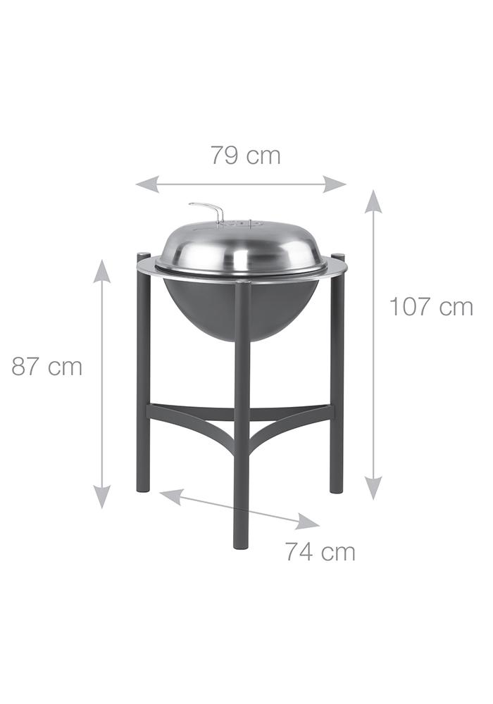 Dancook 1800 dimensions