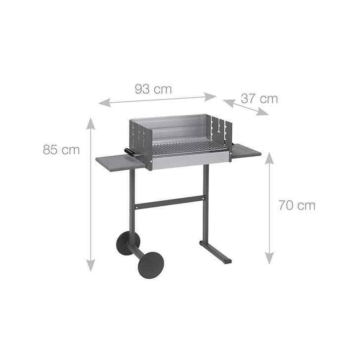 Dancook 7300 dimensions