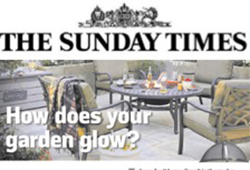 Feature Sunday Times Dancook Firepit