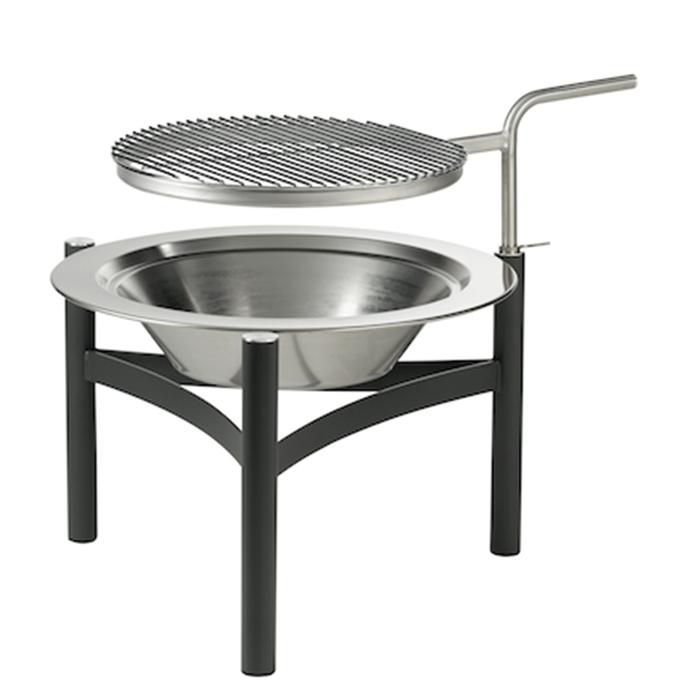 Revolving holder - grill grate